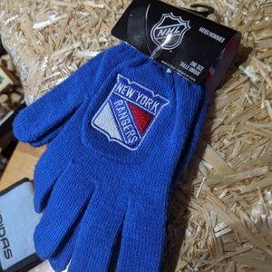 NWT NY Ranger Gloves